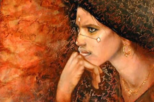 Sylvie Roussel Meric - portrait d'Afrique ©