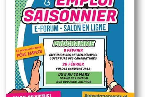 Forum de l'emploi saisonnier CCPG © Communauté de communes du Pont du Gard