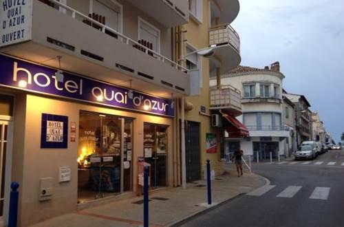 Hôtel QUAI D'AZUR ©