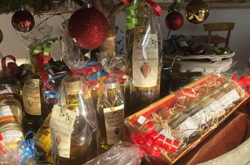 Marche de Noël au Mas des Tourelles ©