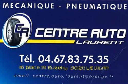 Centre auto Laurent ©