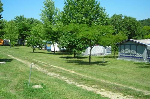Camping La Roquette ©
