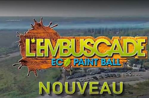 eco-paintball embuscade ©