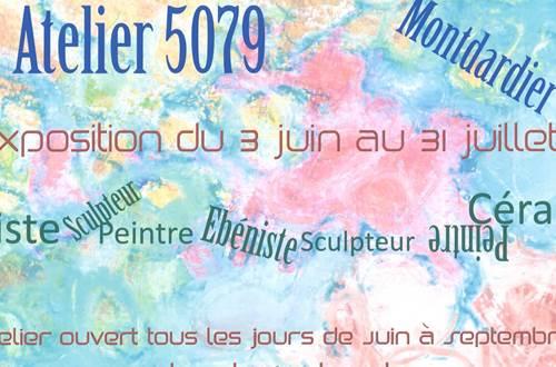Exposition : Atelier 5079 ©