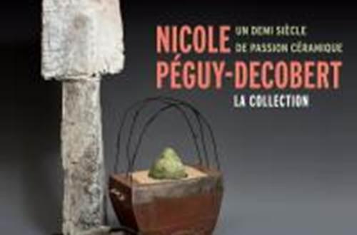 Un demi siècle de céramique - Nicole PEGUY-DECOBERT - LA COLLECTION ©