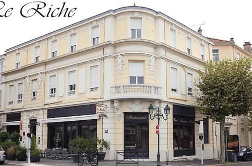 Le Riche Hôtel à Alès ©