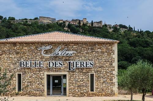 ChateauBelledesLières _D_Cornillon_Exterieur_2018_Provence_Occitane_001 ©