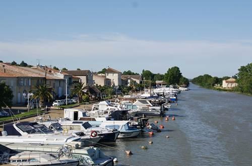 Port de plaisance de Saint Gilles ©