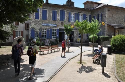 St Jean du Gard Bureau d information touristique ©