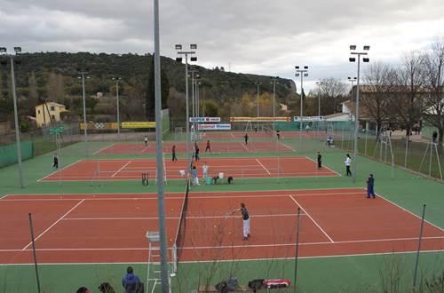 Prosper Tennis St Jean du Pin 1 ©