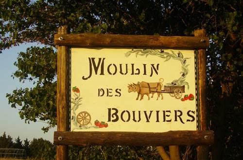Moulin des Bouviers ©
