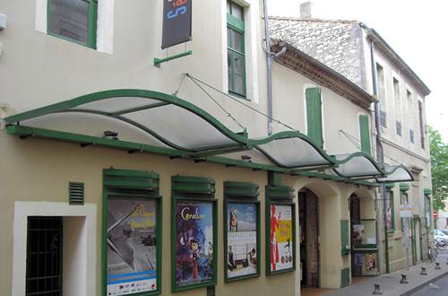 Cinéma Le Sémaphore Nîmes ©