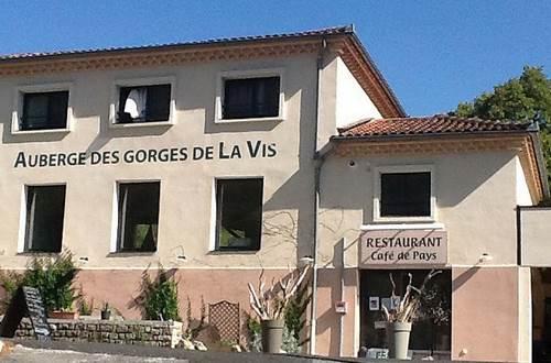 Auberge des Gorges de la Vis ©