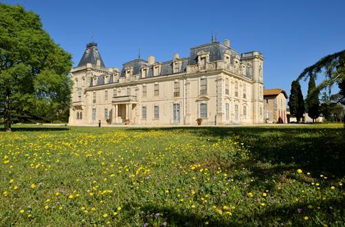 Chateau d'Espeyran ©
