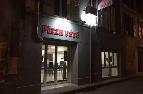 Pizza Vévé ST JEAN DU GARD ©