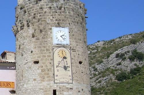 Visite Tour de l'Horloge - ANDUZE ©