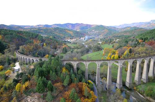 Viaduc chamborigaud ©