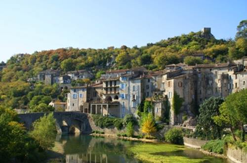 Sauve, village remarquable ©