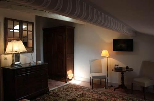 La Petite Hostellerie - chambre 3 ©