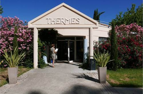 Thermes des Fumades ©