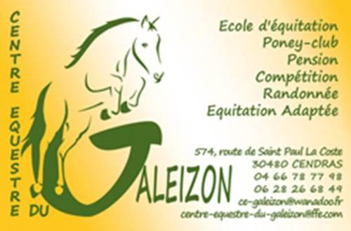 centre-equestre-du-galeizon-cendras-3 ©