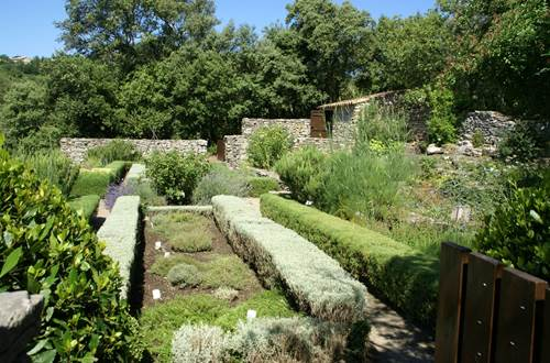 Jardins Ethnobotaniques de la Gardie ©