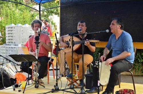 Soirées musicales - Dîner concert - Caravane culturelle syrienne Bambouseraie ©