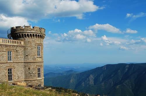 Observatoire Mont Aigoual ©