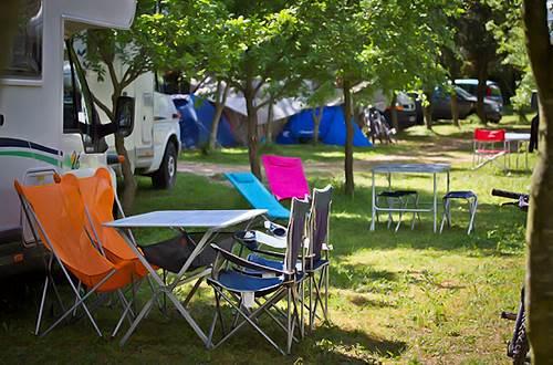 Camping les Coudurières ©