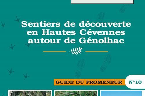 Sentier de Découverte en Hautes Cévennes autour de Génolhac ©