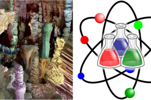 Atelier scientifique à la grotte © Grotte Salamandre & OT Méjannes-le-Clap