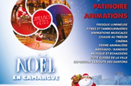 Noël en Camargue ©
