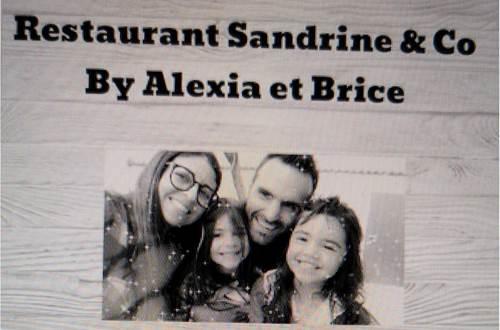restaurant sandrine and co by alex et brice ©