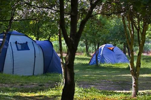Camping à la Ferme Les Coudurières ©