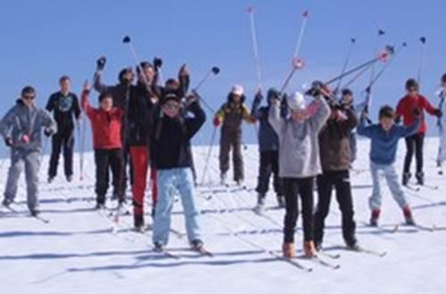 ski club mont aigoual ©