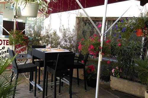 Restaurant Le Saint Gillois ©