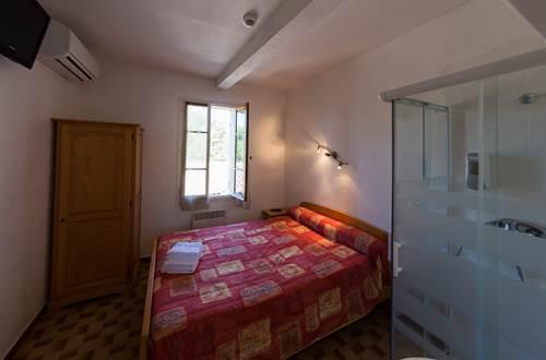 HOTEL ESCALE Chambre ©