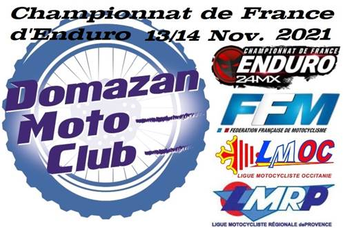 Championnat d'endure © Moto club domazan