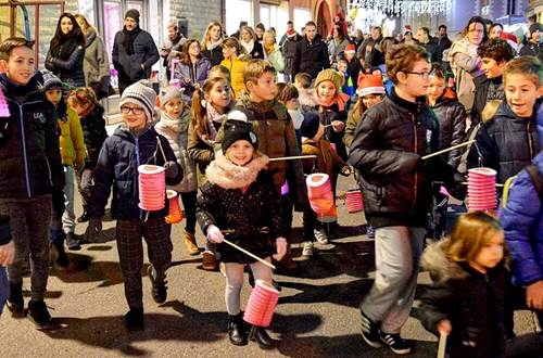 Marché de Noël à Bellegarde ©
