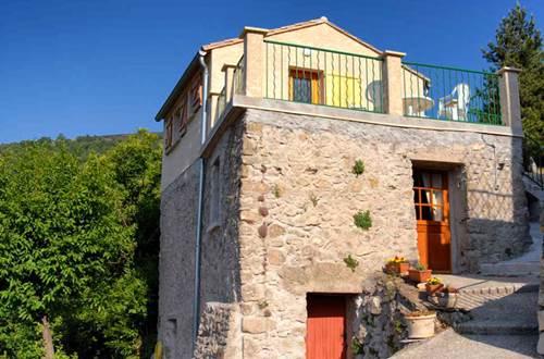 Gîte n°30G12555 – ARRIGAS – location Gard © Gîtes de France Gard