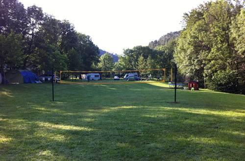 Camping Le Martinet ©