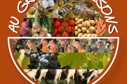 Boutique paysanne au gré des saisons ©