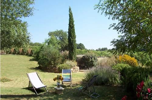 MAISON PONS salon de jardin © PONS Mathieu