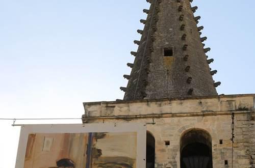 Exposition : le musée prend l'air © Mairie Bagnols sur Cèze