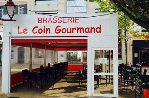 Le Coin Gourmand ALES ©