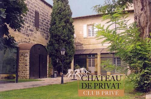 Chateau de privat ©
