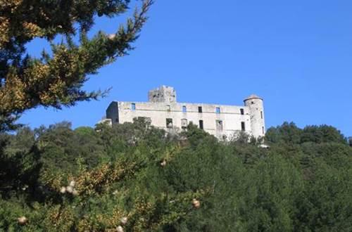 Escapade nature au château de Tornac ©