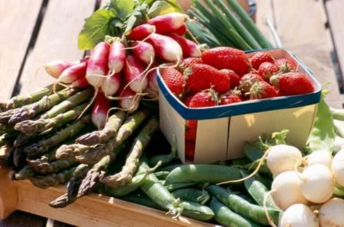 fruits et légumes ©