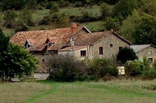 La ferme d'Aurières ©