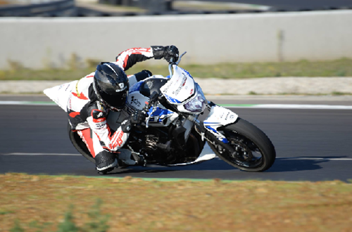 Journée de roulage pôle mécanique moto club ©